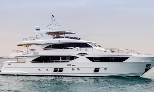 Image of Majesty 110 (NEW) for sale in United Arab Emirates for €9,076,600 (£8,272,361) Dubai & , United Arab Emirates
