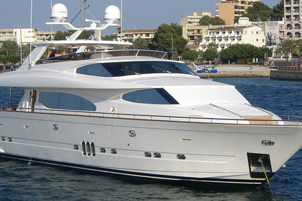 Elegance Yachts 90 for sale in Croatia for €1,499,000 (£1,302,425)
