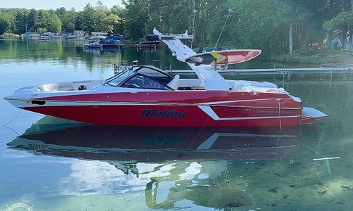 Image of Malibu Wakesetter 22 MXZ for sale in United States of America for $110,000 (£85,162) Rochester Hills, Michigan, United States of America