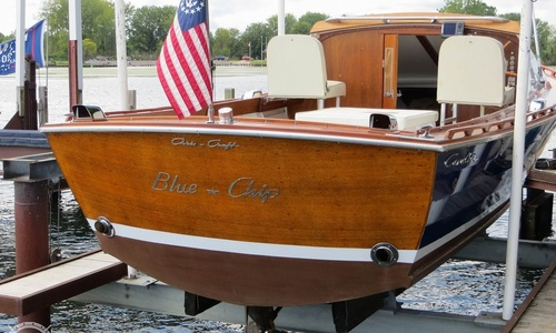 Image of Chris-Craft Cavalier Cutlass 22' for sale in United States of America for $38,900 (£27,587) Gibraltar, Michigan, United States of America