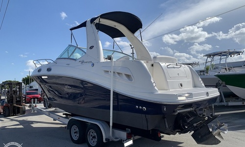 Image of Sea Ray 260 Sundancer for sale in United States of America for $45,000 (£32,643) Miami, Florida, United States of America