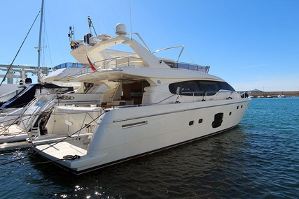 Ferretti 630 for sale in Croatia for €799,000 (£732,389)