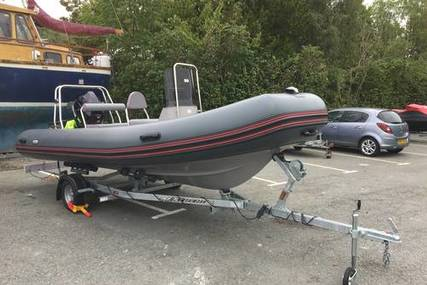 Europa R520 Platinum Rib for sale in United Kingdom for £22,500