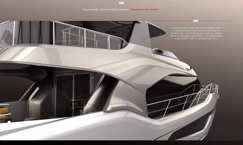 Image of PUCCINI YACHTS Puccini Yacht 82 Fly for sale in China for $3,290,000 (£2,332,093) China