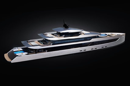 Mike Oliver Yacht Design Custom for sale in Italy for P.O.A.