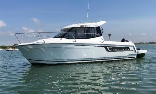 Image of Jeanneau Merry Fisher 695 for sale in United Kingdom for £37,950 Swanwick, United Kingdom