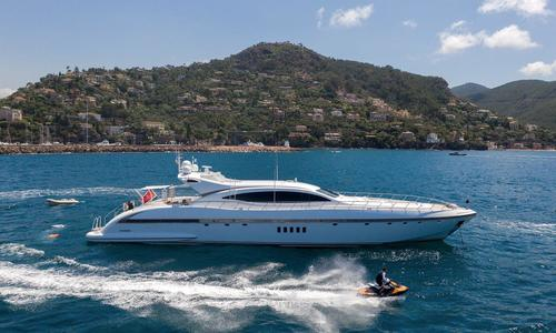 Image of Mangusta 108 Sport for sale in Monaco for €2,600,000 (£2,372,046) Monaco