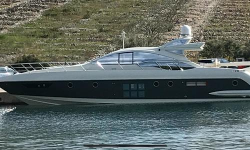 Image of Azimut Yachts 62 S for sale in Croatia for €500,000 (£452,194) Croatia