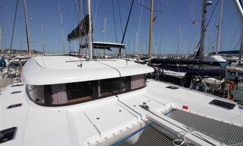 Image of Lagoon 42 for sale in Spain for €466,400 (£426,068) Barcelona, Spain