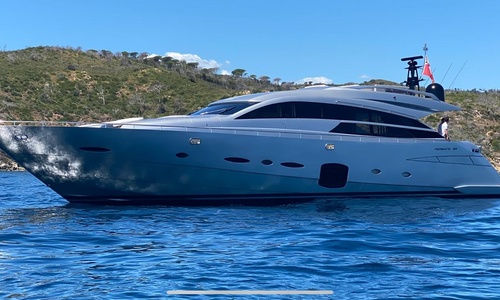 Image of Pershing 92 for sale in France for €3,250,000 (£2,968,958) France