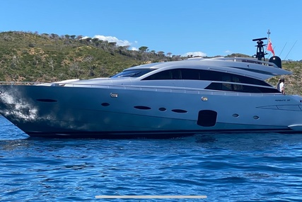 Pershing 92 for sale in France for €3,250,000 (£2,962,031)
