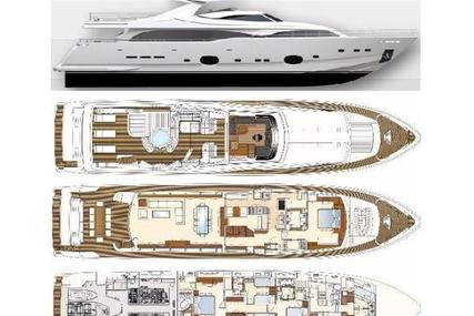 Ferretti Customline 112 for sale in Indonesia for €2,750,000 (£2,369,444)