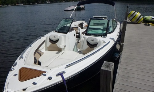 Image of Monterey 278SS for sale in United States of America for $86,200 (£67,090) Moultonborough, New Hampshire, United States of America