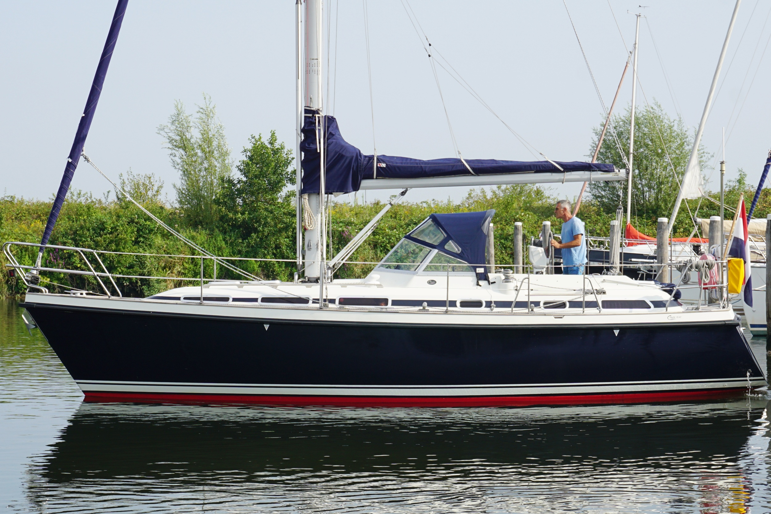 c-yacht 10.40 cyacht 1040 c yacht for sale in netherlands for 99,500 85,703