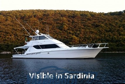 Hatteras 70' Convertible for sale in Italy for P.O.A. (P.O.A.)