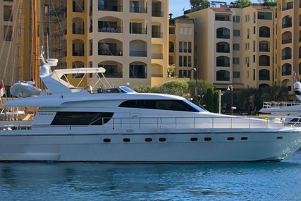Sanlorenzo 62 for sale in France for €590,000 (£533,912)