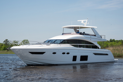Princess 68 Flybridge Motor Yacht for sale in United States of America for $3,399,000 (£2,590,109)