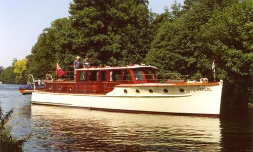 Image of Gentlemen Motor Yacht for sale in United Kingdom for P.O.A. Henley on Thames, United Kingdom