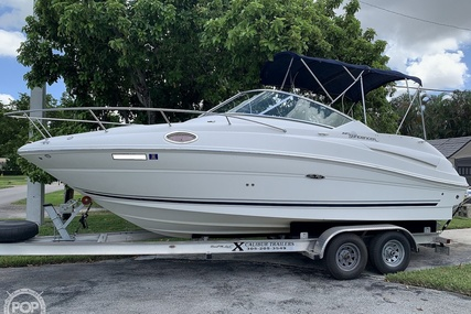 Sea Ray 240 Sundancer for sale in United States of America for $25,750 (£20,041)