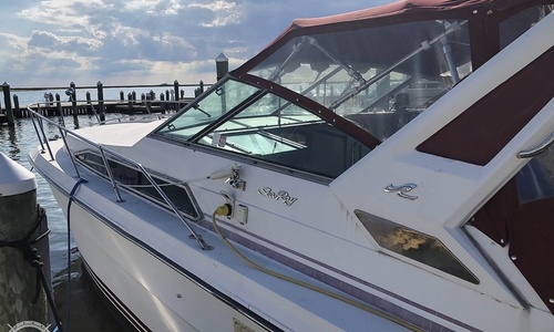 Image of Sea Ray 340 Express Cruiser for sale in United States of America for $13,000 (£9,264) Crisfield, Maryland, United States of America