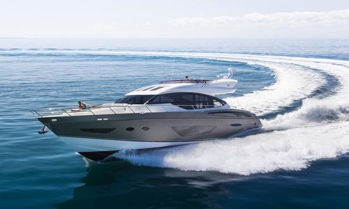Image of Princess S72 for sale in France for €2,190,000 (£1,935,091) Antibes, Alpes-de-Haute-Provence, , France