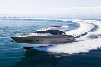 Princess S72 for sale in France for €2,250,000 (£2,048,154)