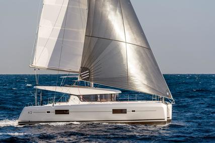 Lagoon 42 for sale in Singapore for €563,654 (£516,663)