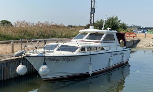 Image of Marine Projects Ltd Princess 33 MkI for sale in United Kingdom for £25,000 Cambridgeshire, United Kingdom