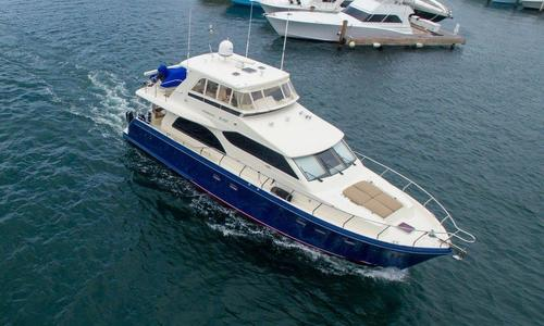 Image of Hampton 580 Pilot House for sale in United States of America for $875,000 (£629,832) Fort Lauderdale, FL, United States of America
