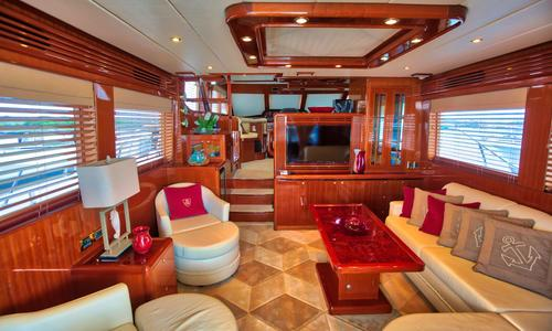Image of Hampton 580 Pilot House for sale in United States of America for $875,000 (£683,626) Fort Lauderdale, FL, United States of America