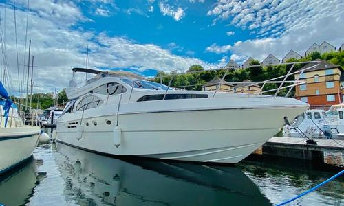 Image of Azimut Yachts 46 for sale in United Kingdom for £179,999 Cardiff, Cardiff, , United Kingdom