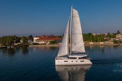 Nautitech 46 Open for sale in Greece for €649,000 (£591,495)