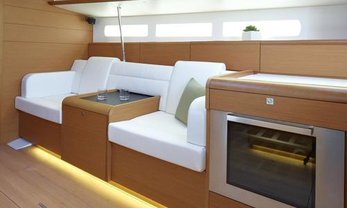 Image of Jeanneau Sun Odyssey 509 for sale in Spain for €219,000 (£200,062) Valencia, Spain