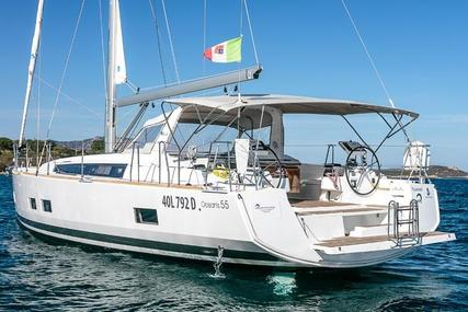 Beneteau Oceanis 55 for sale in Italy for €385,000 (£346,148)