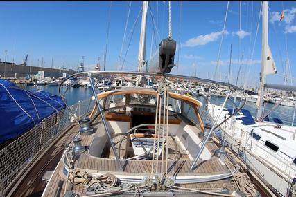 Hallberg-Rassy 53 for sale in Spain for €469,000 (£419,600)