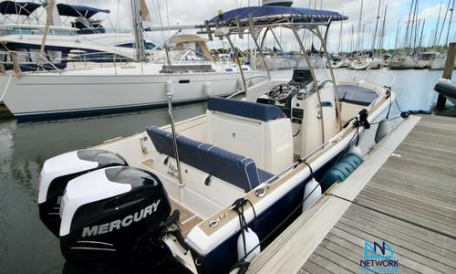 Image of White Shark 245 for sale in United Kingdom for £42,000 Chichester, United Kingdom