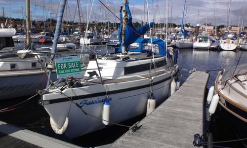 Image of Colvic Sailer 26 for sale in United Kingdom for £7,995 Newcastle Upon Tyne, United Kingdom
