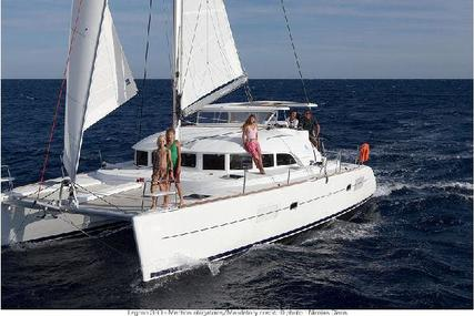 Lagoon 380 for sale in Spain for €273,500 (£250,699)