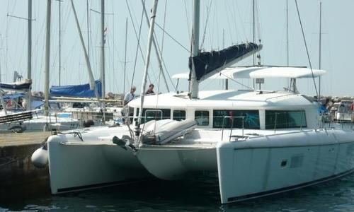 Image of Lagoon 420 for sale in United Kingdom for €249,000 (£228,617) Monfalcone, United Kingdom
