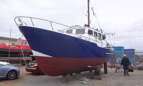 Image of Custom Built De Boer Trawler Yacht for sale in United Kingdom for £34,995 Hartlepool, United Kingdom