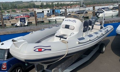 Image of **** UNDER OFFER **** Ribeye 650 Sport for sale in United Kingdom for £26,995 South East, United Kingdom