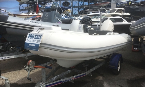 Image of Ballistic DLX341 for sale in United Kingdom for £9,450 South West, Poole, United Kingdom