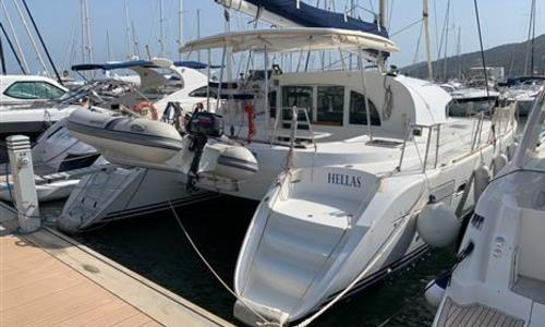 Image of Lagoon 380 for sale in Spain for €222,000 (£201,512) IBIZA, Spain