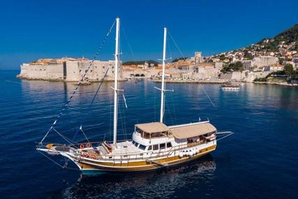 Turkish Gulet 24m for sale in Spain for €660,500 (£603,202)