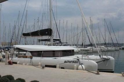Lagoon 42 for sale in Spain for €425,000 (£382,112)