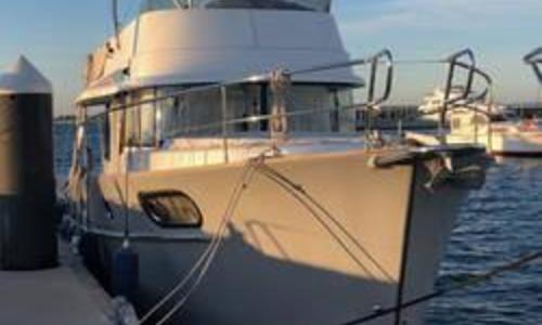 Image of Beneteau Swift Trawler 44 for sale in Spain for €249,000 (£228,241) Spain