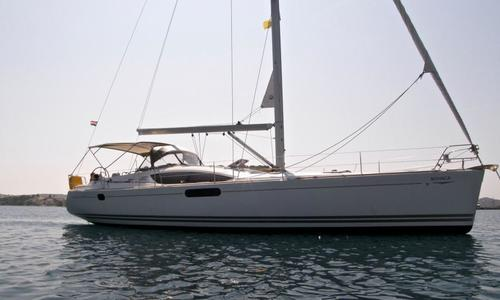 Image of Jeanneau Sun Odyssey 50 DS for sale in Spain for €210,000 (£190,326) Spain