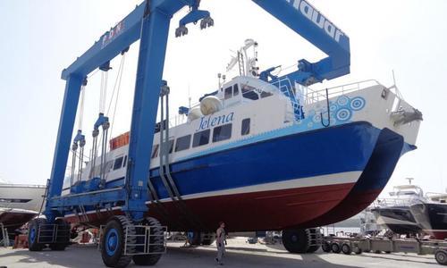 Image of Custom Built Catamaran for sale in Spain for €252,000 (£230,991) Spain