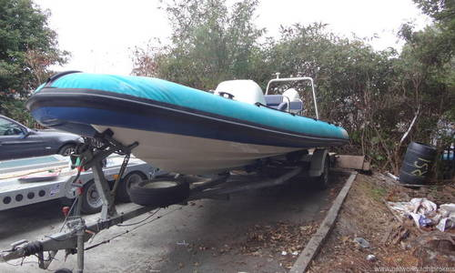 Image of Shakespeare 6.20 RIB for sale in United Kingdom for £11,995 Newcastle upon Tyne, United Kingdom