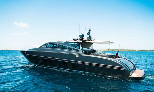 Image of Leopard 27 for sale in Spain for €1,400,000 (£1,268,840) Ibiza, , Spain